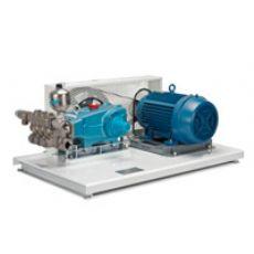高压、超高压排量式柱塞泵和水射流设备厦门邦普睿科技
