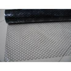 黑色防静电网格帘洁净棚专用防静电材料