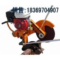 内燃钢轨锯轨机