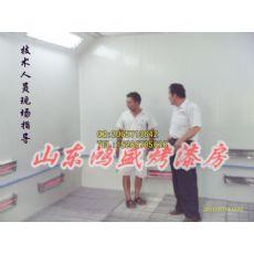 【捷达】烤漆房的价格,【鸿盛】专业生产各种烤漆房