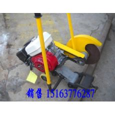 内燃钢轨切割机 钢轨锯轨机