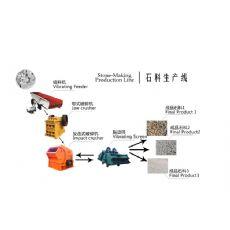 硬岩石料生产线