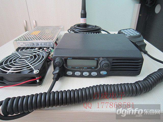 建伍电台-建伍中继台-建伍车载电台305耳机套装|305
