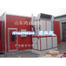 冀州简易汽车烤漆房安装,机械涂装生产烤漆房
