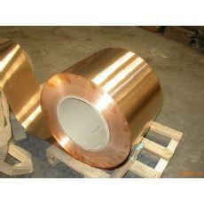 H68软态黄铜带C2680半硬黄铜带 可以分条纵剪加工