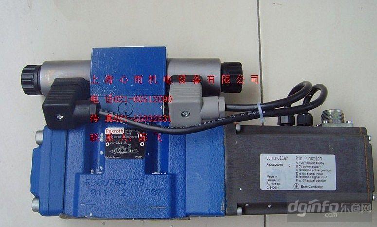rexroth力士乐系列液压元件:单向阀,方向阀,溢流阀,减压阀,流量控制阀图片