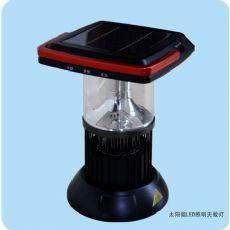 太阳能便携式照明杀虫灯
