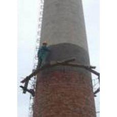 砖烟囱水泥外粉刷