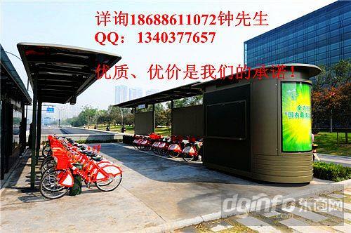 湖南公共自行车棚制作