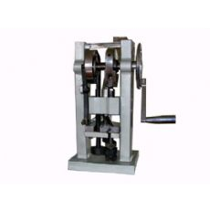 手摇式单冲压片机手动台式压片机
