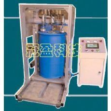 天津经济型化工大桶检漏机半自动型号GY-LT01F-S结构简易调试