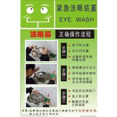 东莞洗眼器中山洗眼器标识牌开平洗眼器标识牌