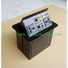 功能信息插座多媒体桌面插座多功能桌面插座桌面信息插座