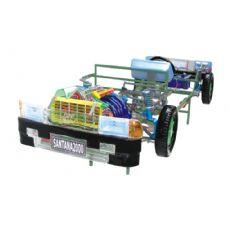 透明或实物整车解剖模型,驾校验收设备,桑塔纳2000型透明全车模型,驾校验收教学模具