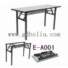 折叠会议桌,折叠台架,广东折叠桌工厂价格批发直销,展会招聘桌