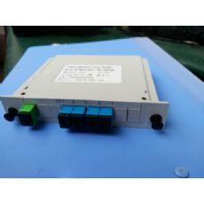 插片式1分4光分路器