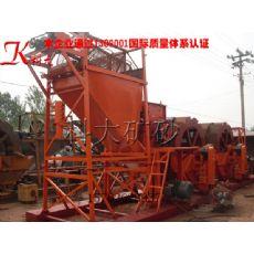 江苏海沙清洗设备 大型轮斗式海沙生产线