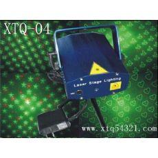 四图合一迷你激光灯,XTQ-04激光舞台灯,激光灯 声控舞台灯 激光舞台灯 KTV酒吧闪
