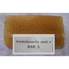 供应天然橡胶 泰国 RSS—3