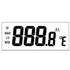 开发温度计芯片