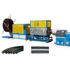 潍坊精达塑料PVC螺旋管生产线有什么特色