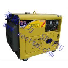 静音柴油电焊机