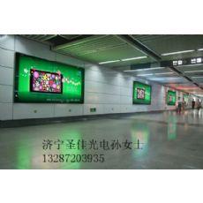 济宁淄博LED超薄灯箱生产厂家 站牌广告灯箱制作安装