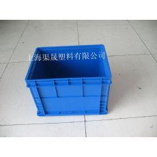 塑料物流箱上海  大众汽车通用塑料物流箱  标准防尘物流箱