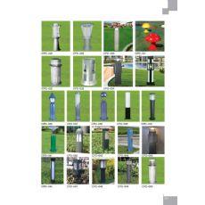 led太阳能草坪灯 太阳能草坪灯价格 草坪灯安装详图