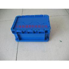 上海通用塑料箱 带盖塑料箱  上海塑料周转箱