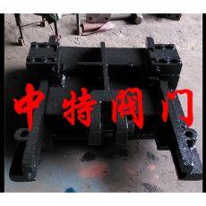 滁州gf型平底盖阀出售 gf型平底盖阀 电动启闭机 滑阀 不锈钢闸门图片