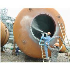 电厂脱硫塔玻璃鳞片防腐施工