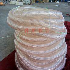风管材质为PU,伸缩性能好