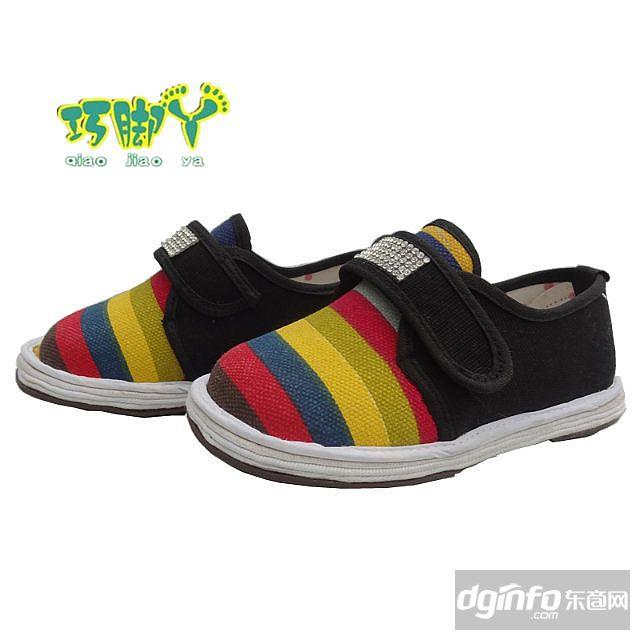 儿童手工布鞋|巧脚丫童鞋|千层底布鞋|帆布鞋|休闲鞋