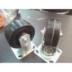 厂家供应重型耐高温脚轮 4寸5寸6寸8寸电木轮