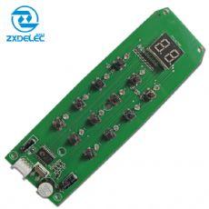 福建厂家 按摩器摇控器手控电路板设计 pcb电路板成品加工