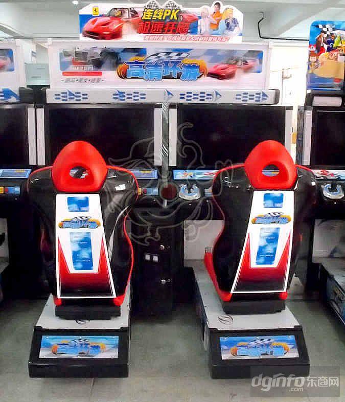 环游赛车游戏机多少钱一台图片