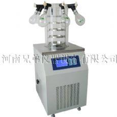 真空冻干机 LGJ-12多歧管普通型真空冷冻干燥机