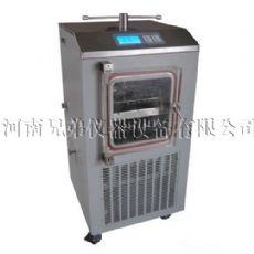 LGJ-10F真空冷冻干燥机/LGJ-10F电加热压盖冻干机