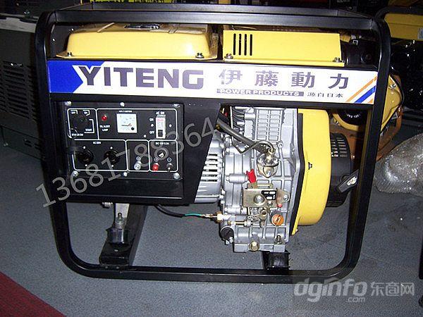 上海汽油发电机:http://www