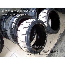 压配式实心轮胎18x8x121/8
