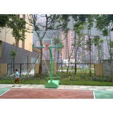 成都市区域质量硬的塑胶球场