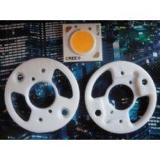 CREE57W光源 科锐CXA1830 LED电压37V 电流1400MA
