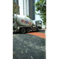 新疆彩色路面乌鲁木齐彩色乳化沥青路面工程