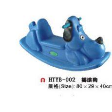 红太阳幼教设备公司批发大规模的柳州儿童塑料摇马