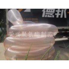 耐磨钢丝抽吸软管,镀铜钢丝缠绕管厂家提供