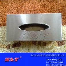 厂家促销不锈钢长方形纸巾盒/纸巾架/纸巾筒