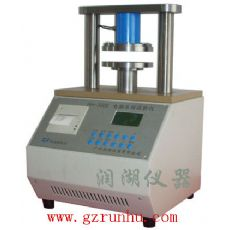 RH-3000   电脑压缩试验仪(关键词:纸板粘合测试仪、环压强度测定仪、环压仪、边压仪、边压强度