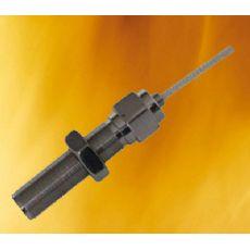 超高温(550℃)磁电转速传感器