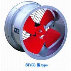 东莞厨房送风抽风管道轴流风机九洲SF(G)型轴流风机